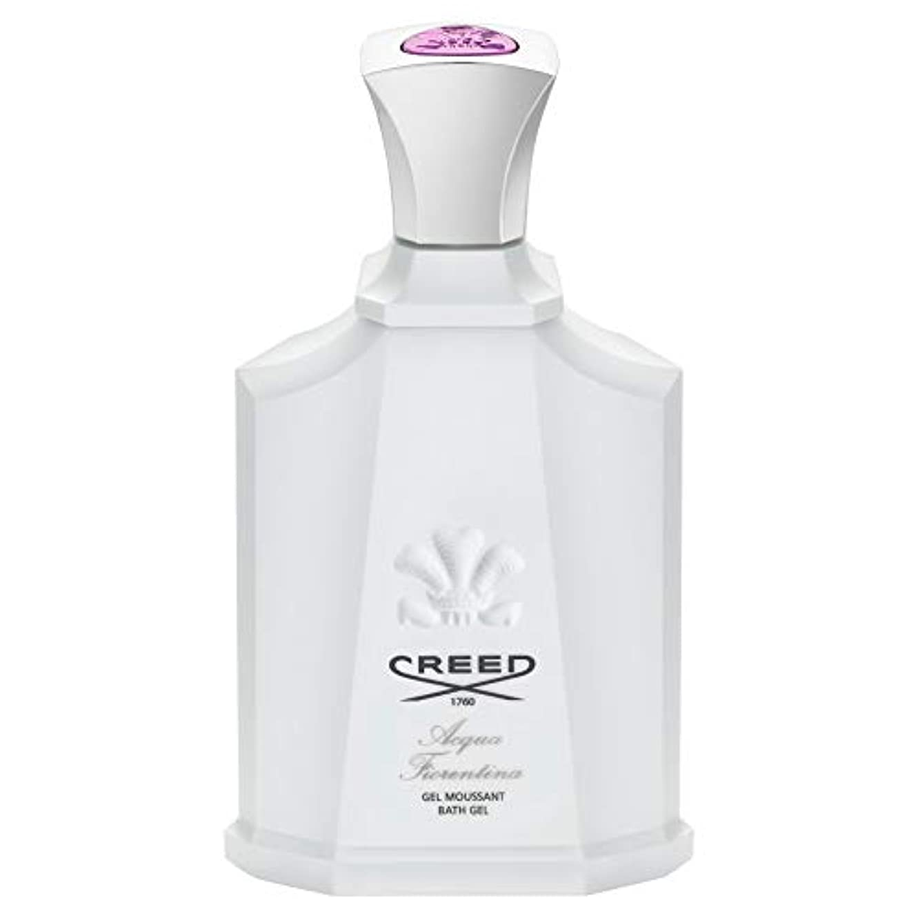 推進力アルバニーヘルパー[CREED] 信条アクアフィオレンティーナシャワージェル200Ml - Creed Acqua Fiorentina Shower Gel 200ml [並行輸入品]