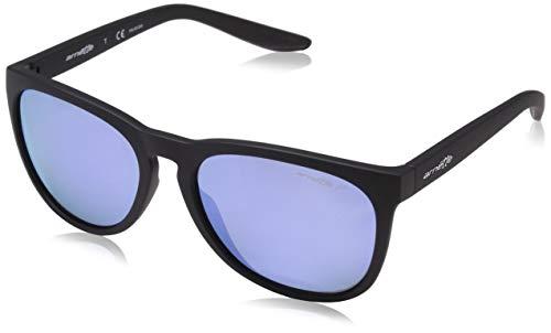 Arnette 0AN4227 01/22 57 Gafas de sol, Negro (Matte Black/Polardarkgreymirrorwater), Unisex Adulto