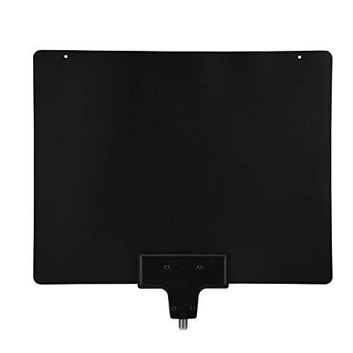 Denash LAN-1041 35Miles Ultradünne UHF-Digital-TV-Antenne für 720P 1080P 4K Full HDTV