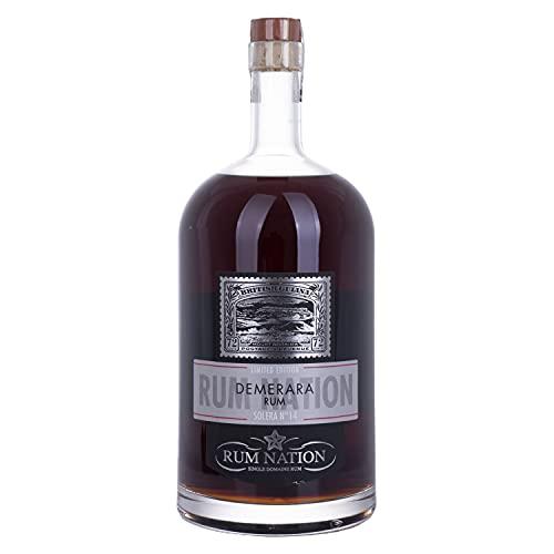 Rum Nation Demerara Rum Solera No. 14 Limited Edition 40% Vol. 4.5L - 4500 ml