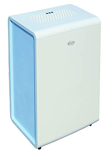 ARGO DEOLO 17 2.5L 40dB 410W Azul, Color blanco - Deshumidificador (410 W, 230 V, 0-80%, 320 mm, 215 mm, 503 mm)