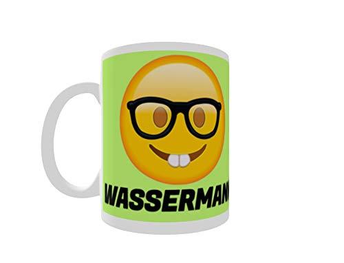 Lüstige Motive - Smile -Wassermann...