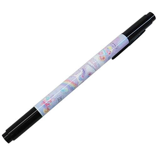 油性黒サインペン[名前ペン]ドリーミングユニコーン/新入学