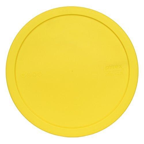 Pyrex 325-PC Yellow Plastic Lid for 2.5-Quart (2.3L) Mixing Bowl by Pyrex