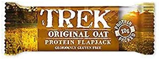 Trek Original Oat Flapjack - Multipack 3x50g (Pack of 4)