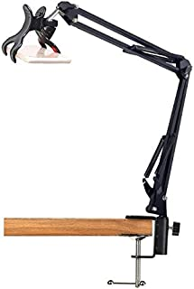 33'' Articulating Arm Phone Mount Stand for Baking Crafting Demo Videos/Live Streaming