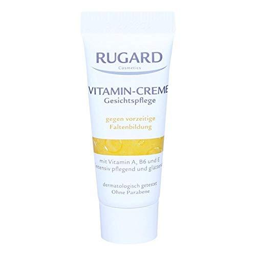 RUGARD Vitamin-Creme Gesichtspflege, 8 ml Creme