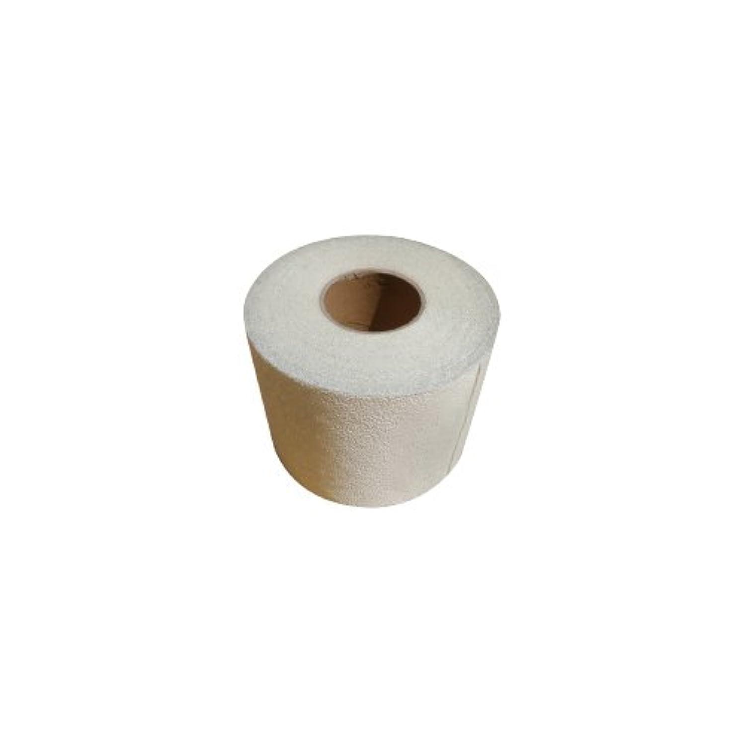 ボス受付見捨てるカットライン 仮ラインテープ 2巻 離型紙なし 150w×45m 白 アラオ