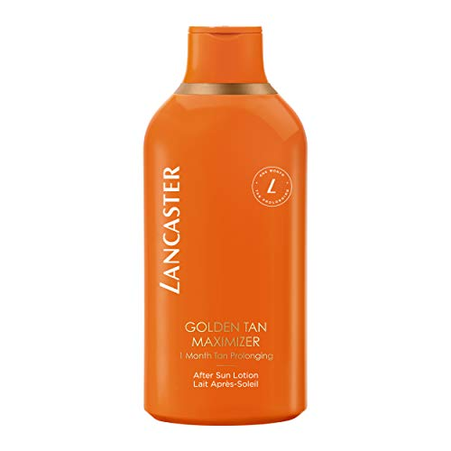 LANCASTER SUN TAN MAXIMIZER AFTER SUN SOOTHING MOISTURIZER 400 ML