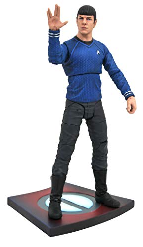 STAR TREK JUN188109 - Figura de acción