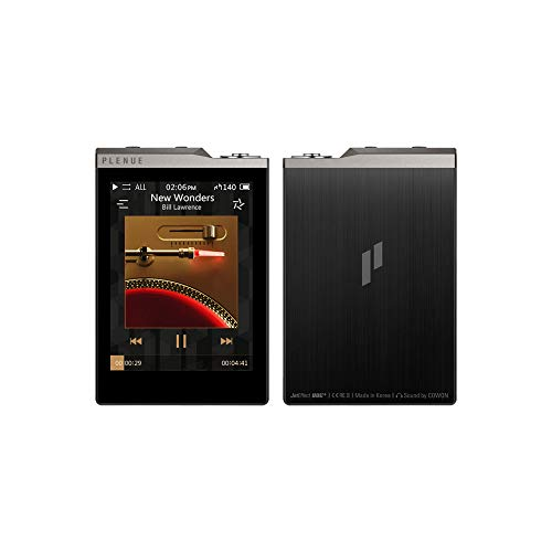 Cowon Plenue D2 / 64GB DAP Digital Audio Player 24Bit/192kHz DSD, Silber