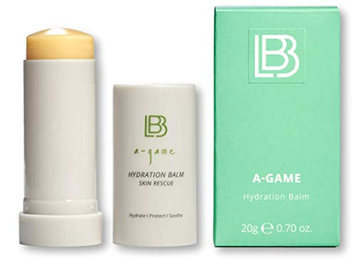 LBB A-Game Skincare Versatile Vegan Face and Body Moisturiser – For Women & Men (20g)
