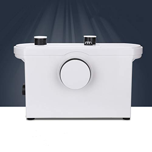 VINGO Abwasserpumpe 600W, Abwasserpumpe 140 L/min, Abwassertauchpumpe230V 50Hz, Abwassertauchpumpe mit integriertem Rückschlagventil, Dusche WaschbeckenHaushaltspumpe, Abwasserpumpe