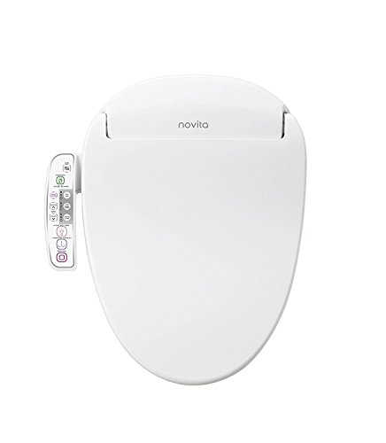 Kohler Bn330-N0 Novita Electric Bidet Seat For Elongated Toilets, White