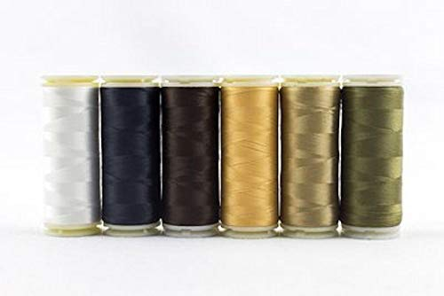 Check Out This WonderFil Specialty Threads Invisafil Thread Mini-Packs (B002)