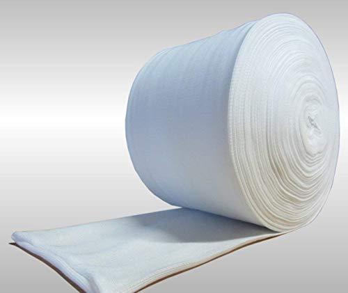 Tubo de filtrado para tubo de drenaje DN50, 10 m, 20 m, 30 m, 40 m