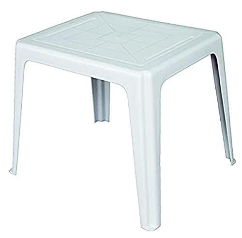 areta AR009 Elba Table Basse Enfant Blanc