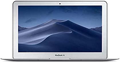 Apple MacBook Air MJVM2LL/A 11.6-Inch laptop(1.6 GHz Intel i5, 128 GB SSD, Integrated Intel HD Graphics 6000, Mac OS X Yosemite (Renewed)