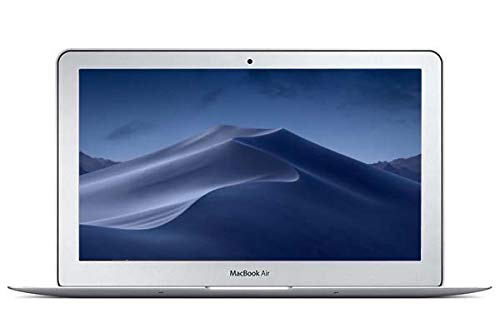 Apple MacBook Air 11.6-Inch Laptop Core i7 2.0GHz (MD845-BTO/CTO) 8GB Memory, 256GB Solid State Drive, MacOS 10.12 Sierra (Renewed)