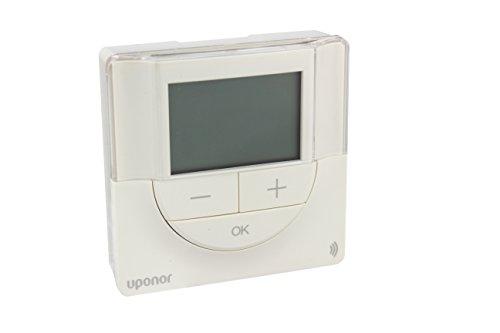 Uponor Smatrix Wave T-168 1071689 - Termostato inalámbrico programable digital