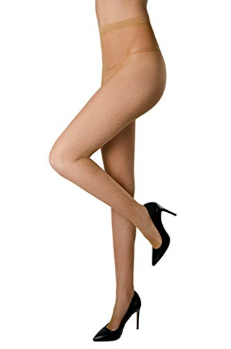 WOOTI panty MarGHERITA, net-kousen, sexy, elegant, comfortabel, duurzaam,