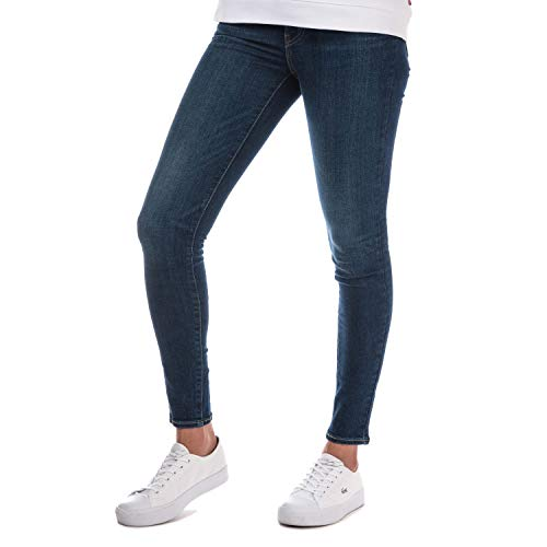 Levi ︎s ® dames jeans Mile HIGH SUPER Skinny HIGH Waist Some W25 / L30