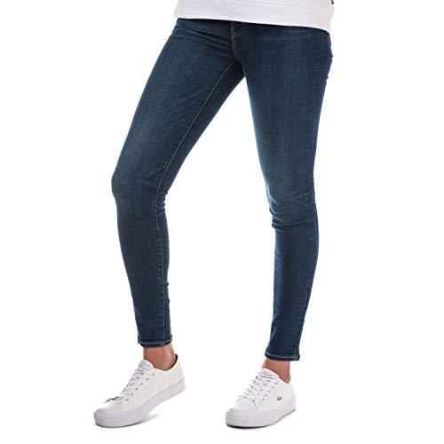 Levi´s ® Damen Jeans Mile HIGH SUPER Skinny HIGH Waist Some W25/L32