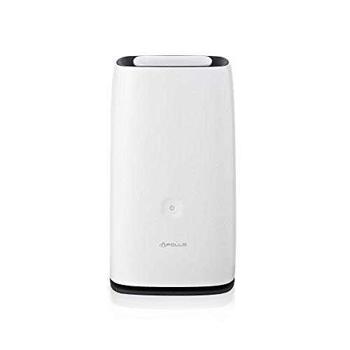 PROMISE - Apollo2 Cloud Festplatte 8TB I Persönlicher Cloudspeicher I Externe Festplatte für Backups I Mac & Windows I Innovatives Sharing I NAS-Systeme I zentrales Speichern I WLAN I USB 3.0 - Weiß