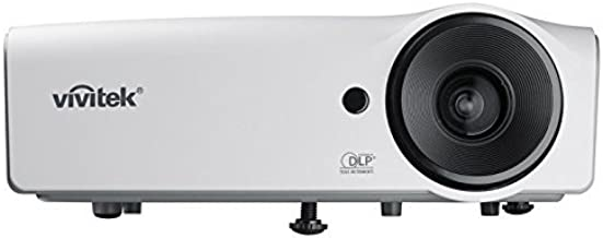 Vivitek D555 XGA DLP Portable Projector, 3000-Lumen 3D HDMI