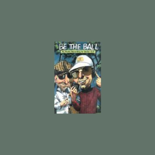 Be the Ball audiobook cover art