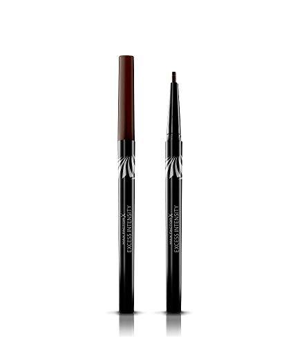 Max Factor Excess Intensity Longwear Eyeliner Brown – Wasserfester Eyeliner zum Drehen – Für den perfekten Lidstrich – Farbe Braun – 1 x 2 g