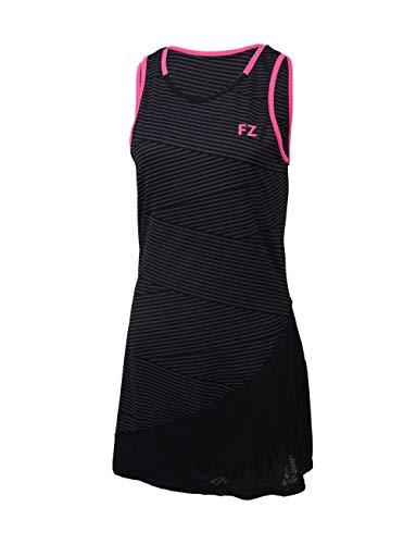 FZ Forza - Sport Kleid Hallie, inkl. separater Innenhose - schwarz, für Damen - geeignet für Fitness, Running, Fußball, Squash, Badminton, Tennis etc. - M