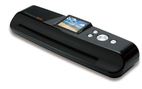 : Mustek ScanExpress S324 Standalone Photo and Document Scanner with Built-In 2.4-Inch LCD