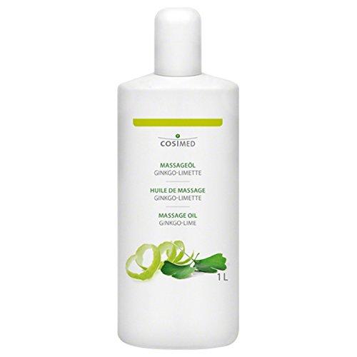 cosiMed Massageöl Ginko-Limette, 1 l