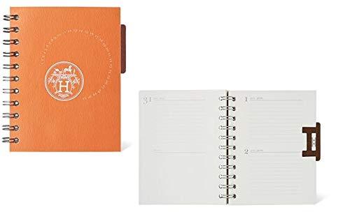 HERMES エルメス ノートレフィル 《ユリス》 PM パーペチュアルカレンダー 永久カレンダー 手帳 H15.0×W 12.0cm