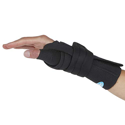 Comfort Cool Wrist Thumb CMC Restriction Brace. Right Medium.