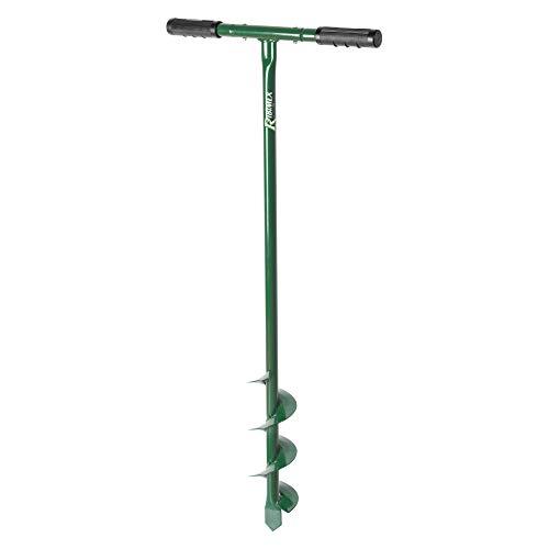 Ribimex PRTARMAN150 Trivella Manuale Diametro 15 mm Lunghezza 100 cm, Verde, 100x4x46 cm