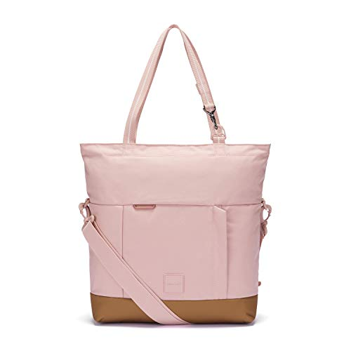 Pacsafe GO - Bolsa para pañales, color rosa
