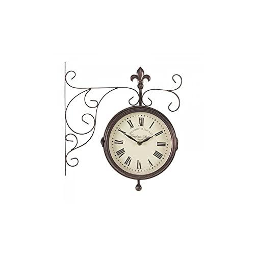 Outside In Gare de Marylebone 8 en double face horloge et thermomètre (5063010)