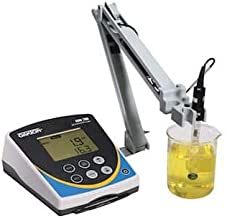 Oakton pH/Ion 700 Ion 700 Benchtop Meter with Electrode Stand