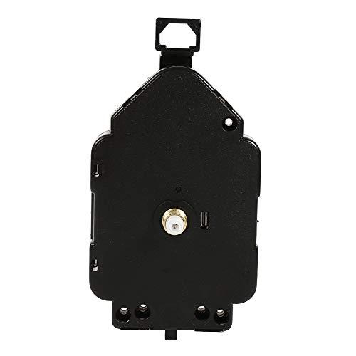 MAGT kwartsuurspindel, kwarts wandklokbeweging batterijaangedreven klok DIY reserveonderdelen, mechanisch reparatieset (golflengte 0,51 inch)