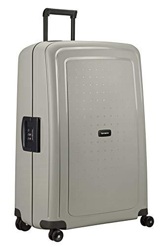 Samsonite S'cure Eco Luggage Suitcase, XL (81 cm - 138 L)