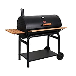 Char-Griller 2137 Outlaw Charcoal Grill/Smoker