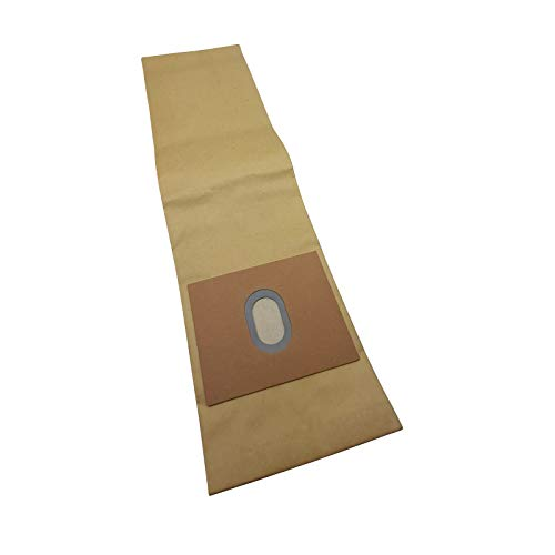 Reinica 10 Papier Staubsaugerbeutel für Fakir 350 RX Saugerbeutel Staubbeutel Filtertüten Beutel Tüten Papierbeutel Staubsaugertüten