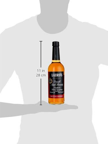 Laird's Straight Applejack Bottled in Bond Brandy - 3