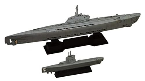 ピットロード 1/700 スカイウェーブシリーズ 大西洋の戦い UボートVSソードフィッシュ プラモデル ML22