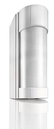 Somfy 2401054 - Détecteur de mouvement extérieur infrarouge | Portée de 12 m avec un angle de 90° | Auto-protégé | Compatible avec les alarmes Protexiom et Protexial