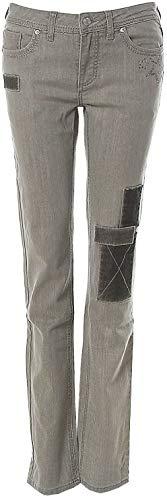 JETTE JOOP Jeans Hose Jeanshose Grau W28 L34