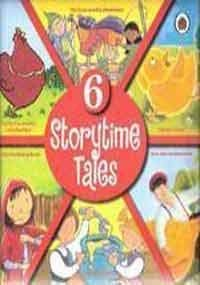 Hardcover 6 Favourite Storytime Tales Book