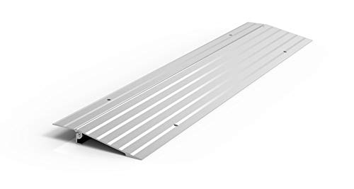 EZ-ACCESS TRANSITIONS Modular Aluminum Entry Ramp, 1